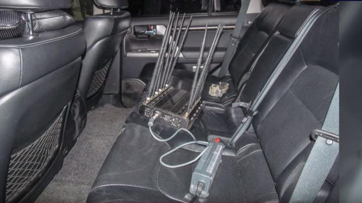 В Перми с помощью «удочки» вскрыли и угнали Toyota Land Cruiser