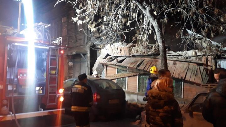 В Самаре на Арцыбушевской в жилом доме взорвалось газовое оборудование