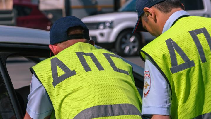 В Самарской области водитель на авто без номеров сбил трех человек