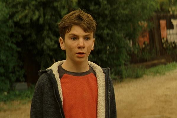 Этот фильм про мальчика, которого спас сосед