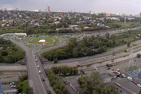Левый поворот на Шахтеров открыли 1 августа на 2 недели