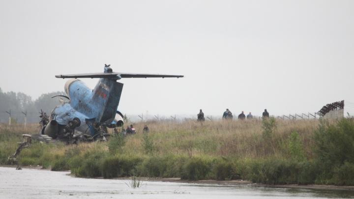 Девять лет назад в авиакатастрофе погибла команда «Локомотив»: летопись трагедии в 40 фотографиях