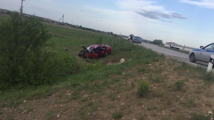 В Челябинской области фельдшер попала в ДТП, погиб её десятилетний сын