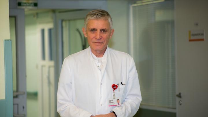 История известного детского кардиохирурга — он мечтает, чтобы его специальность исчезла