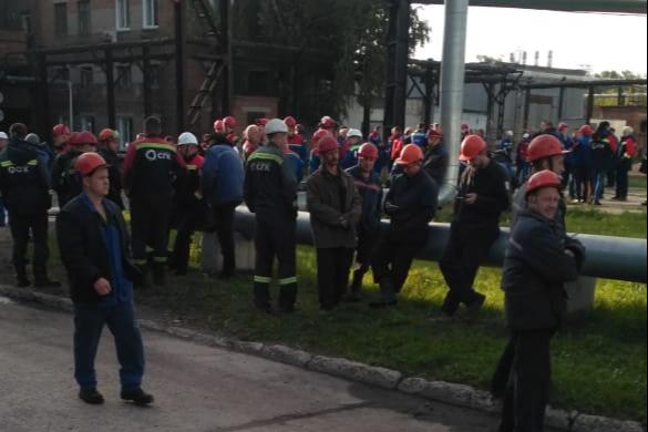 Опять «заминировали»: в Новосибирске эвакуируют сотрудников ТЭЦ