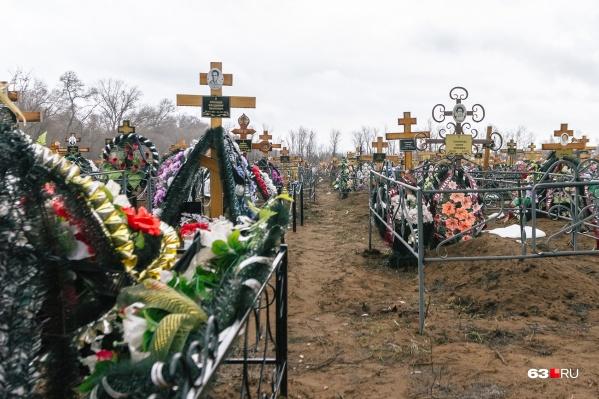 Городские кладбища нельзя посещать даже в религиозные праздники