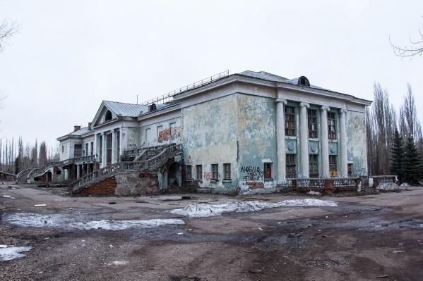 Вот так выглядитДК «Авангард» в поселке Первомайский под Стерлитамаком