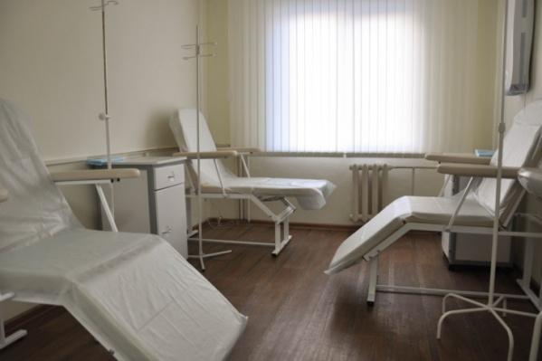 Для пациентов, нуждающихся в химиотерапии, оборудовали отделение