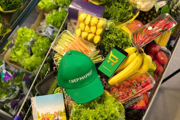 Федеральный сервис доставки продуктов СберМаркет расширил количество магазинов-партнеров в Челябинске