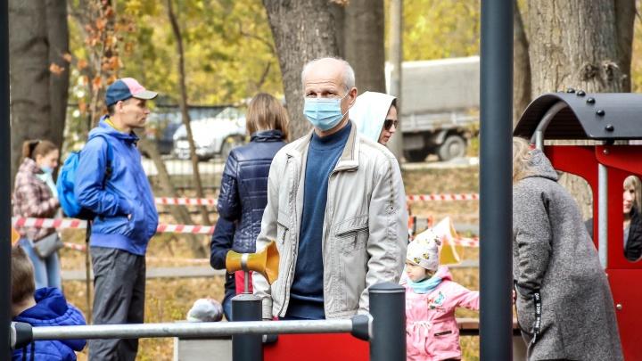 Рост продолжается: 274 человека заразились COVID-19 в Нижегородской области