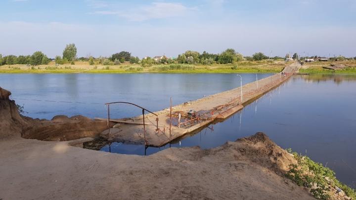 В Волгоградской области выделили два миллиона на ремонт моста через Ахтубу