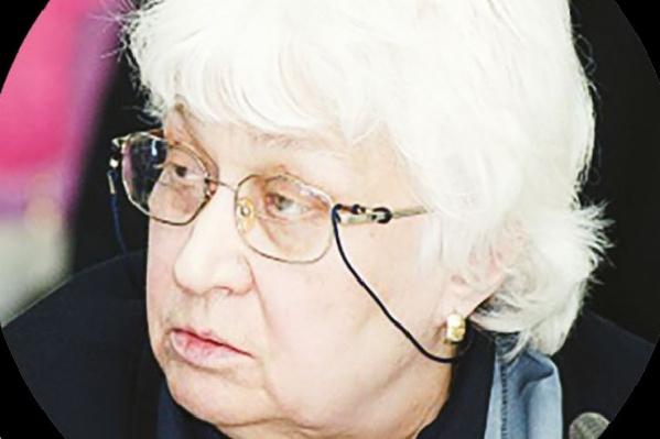 Ирина Голенко больше половины своей жизни проработала в«Омскгражданпроекте»