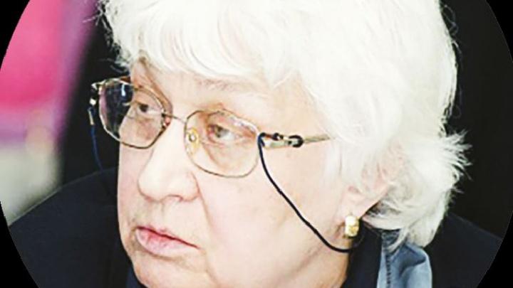 В Омске скончалась архитектор Ирина Голенко