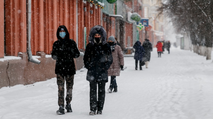 В Кузбассе за неделю больше 15 тысяч человек заболели ОРВИ