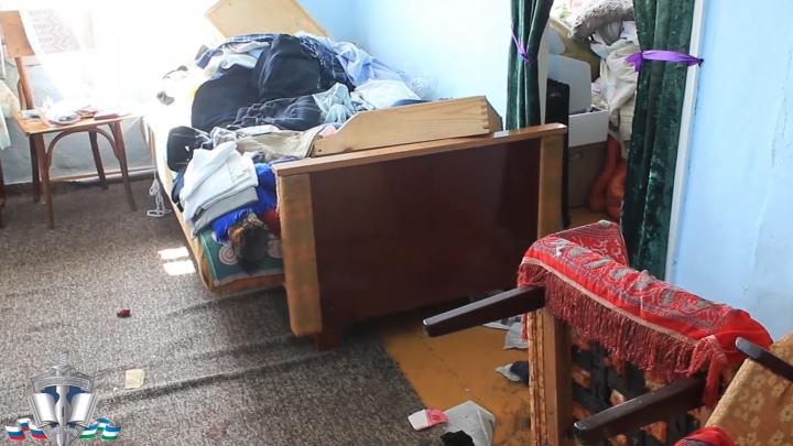МВД опубликовало видео с места убийства 100-летнего ветерана в Башкирии
