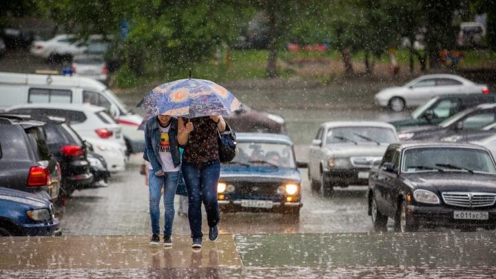 Новосибирские синоптики объявили штормовое предупреждение из-за новых заморозков