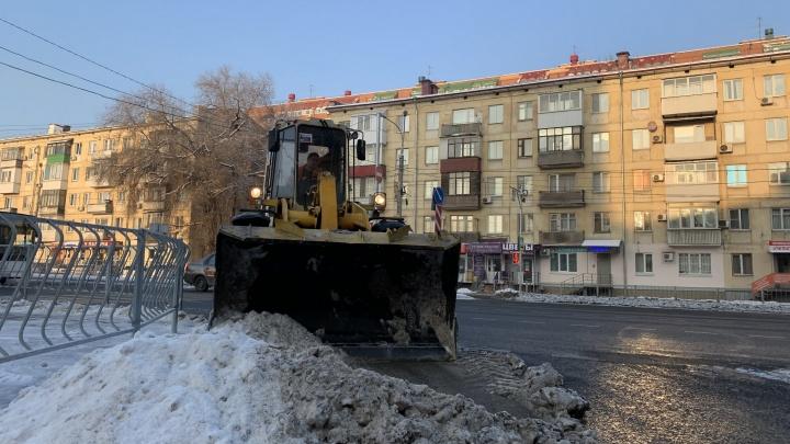 МП «Благоустройство» будет следить за дорогами Самары за полмиллиарда