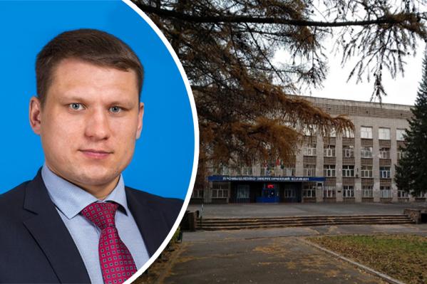 Михаил Гутенёв в суде вину не признал
