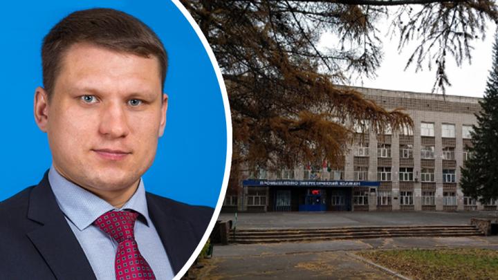Суд арестовал директора новосибирского колледжа — он попался на махинациях с ремонтом