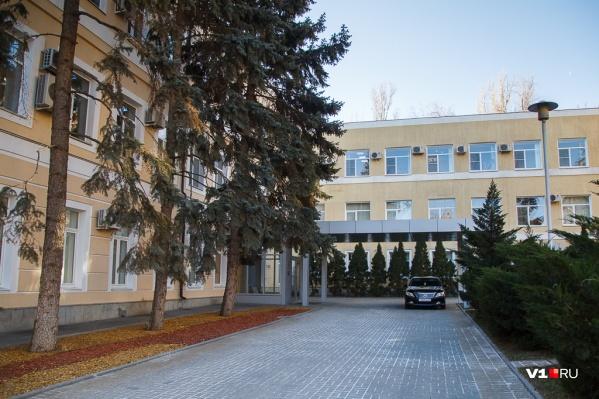 Список работающих предприятий составляет мэрия Волгограда
