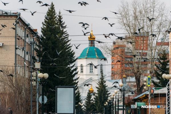 Настоятеля Олега Николина отстранили от службы в Воскресенском соборе в сентябре 2019 года