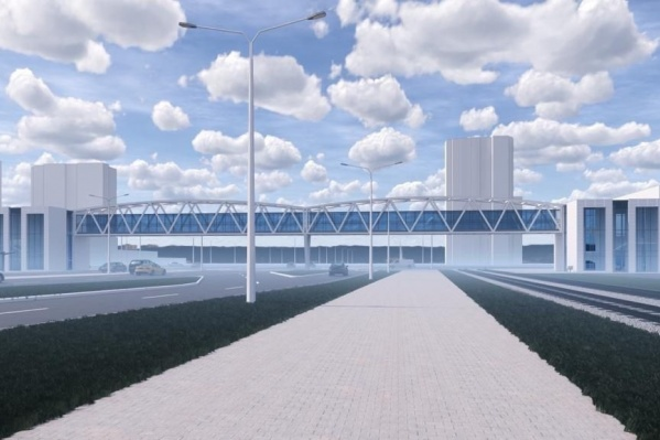 Тоннель построят в районе завода «Салют»