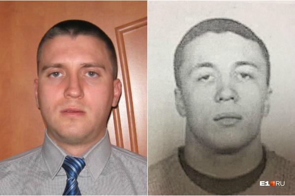 Бандой руководили братья Александр (слева) и Андрей Колосовы