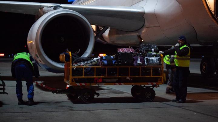 В Екатеринбурге экстренно сел самолет, летевший из Тюмени