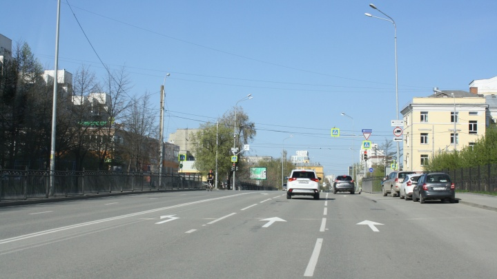 Не попадитесь на встречке: дорожники поменяли правила проезда улицы Фурманова
