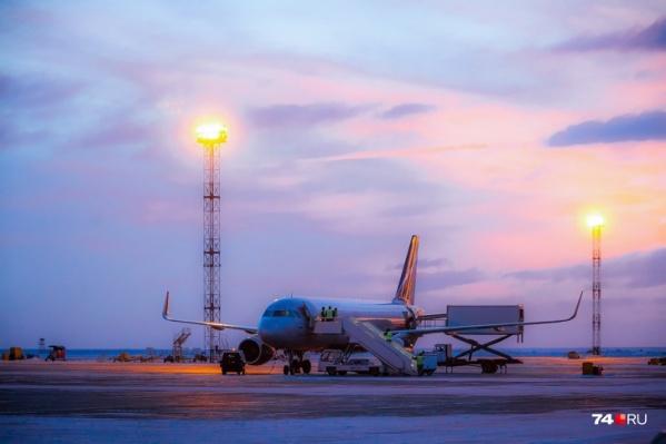 Из-за упорства мужчины вечерний рейс в Москву задержали на час