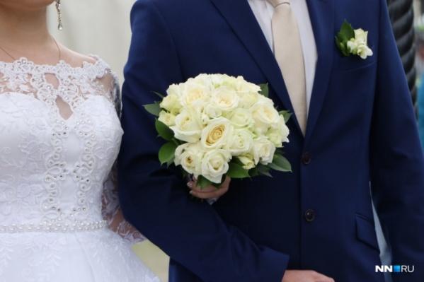 Пары, планирующие вступить в супружеский союз, по-прежнему могут подать заявление через госуслуги