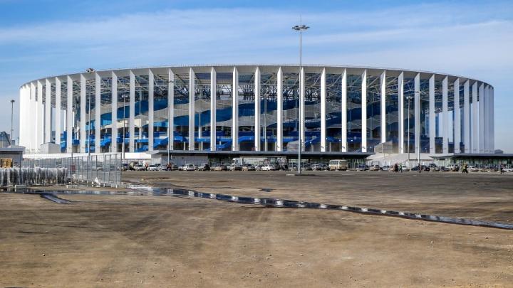 Следственный комитет возбудил уголовное дело на главного инженера стадиона «Нижний Новгород»