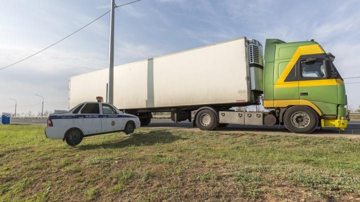 Выглядят как настоящие: на трассах Волгоградской области установят пять муляжей патрульных машин ДПС