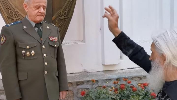 «Изменить государственный строй России»: схиигумен Сергий благословил экс-полковника ГРУ Квачкова