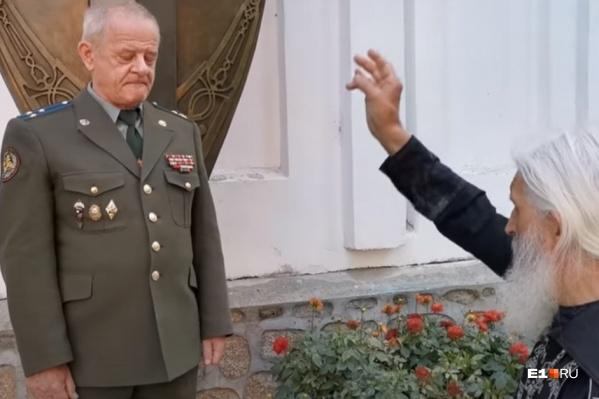 Опальный схимонах Сергий благословилэкс-полковника ГРУ Квачкова «донести правду русскому народу»