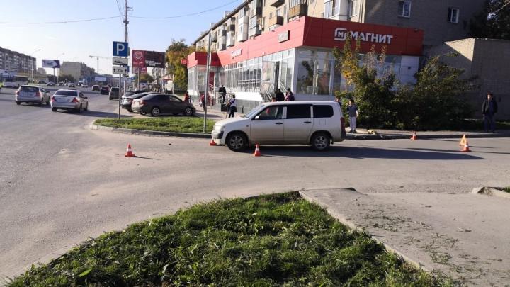 В Октябрьском районе водитель «Тойоты» сбил двоих 12-летних детей на электросамокате