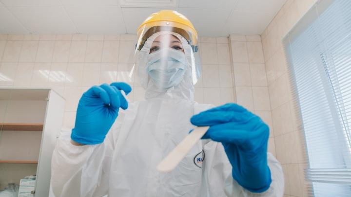 В Зауралье сегодня подтвердили рекордное число заболевших COVID-19: хроника коронавируса в регионе