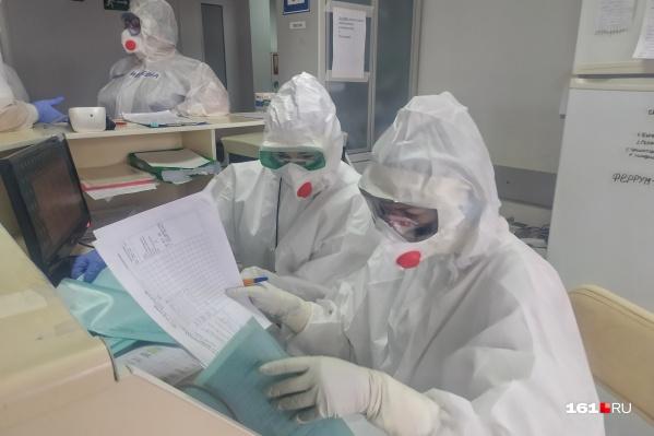 3 мая на базе «двадцатки» открылся ковидный госпиталь