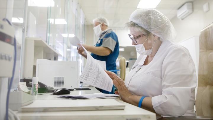 В Зауралье за сутки подтвердили семь новых случаев заболевания COVID-19