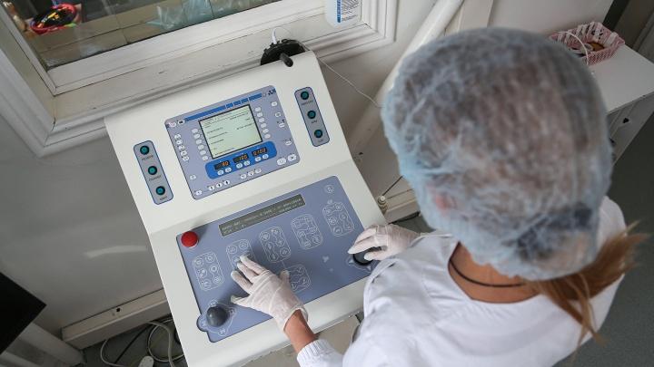 Число заболевших внебольничной пневмонией в Башкирии пошло на спад