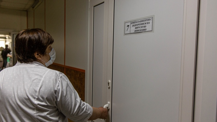 Девять новосибирцев с коронавирусом находятся в тяжёлом состоянии