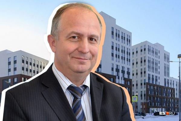 Вячеслав Мишарин откроет серию прямых эфиров с главами районов наE1.RU