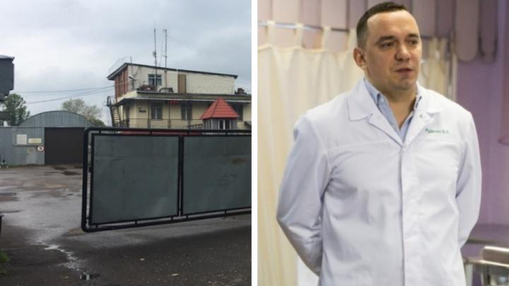 Бывшего директора комбината соцпитания нашли мертвым в ярославской колонии №1