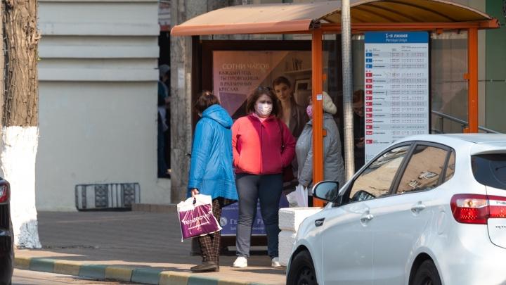 Коронавирус в Ростове: итоги дня, 20 мая