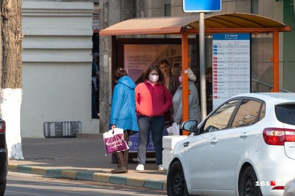 Теперь за поездку в общественном транспорте без маски будут штрафовать