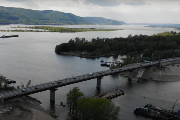 Функциональная зона для будущего речпорта появилась в устье реки Сок. Правда, пока только на бумаге