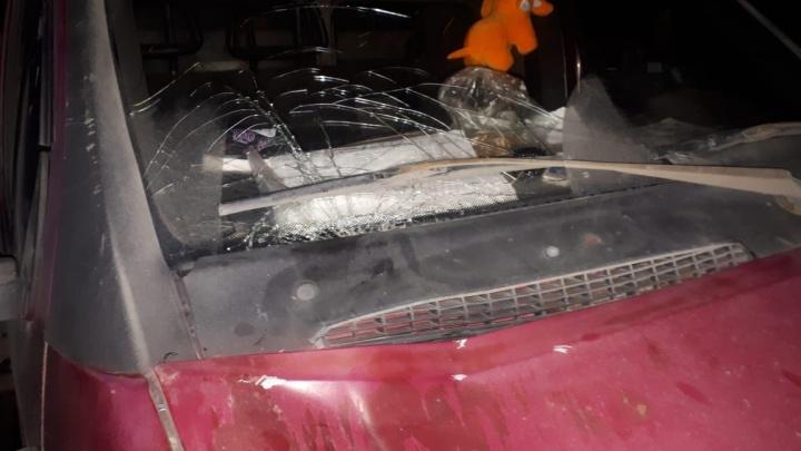 На трассе в Самарской области пешеход попал под колёса «Бычка»