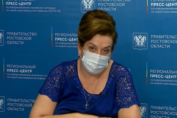 По словам Быковской, в больнице Каменск нет недостатка врачей в хирургическом отделении