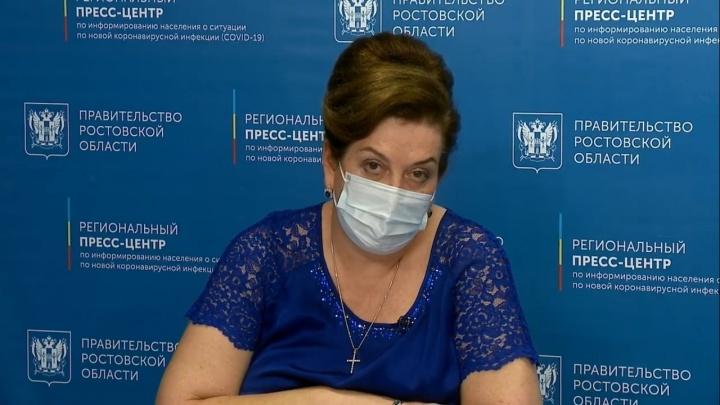 Быковская заявила об отсутствии нарушений в больнице Каменска-Шахтинского, откуда увольняются врачи