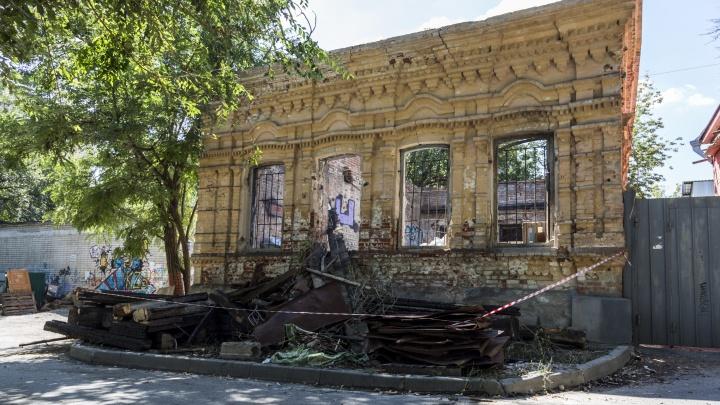 «Живём не только ради денег»: в Волгограде восстановят исторический дом-памятник